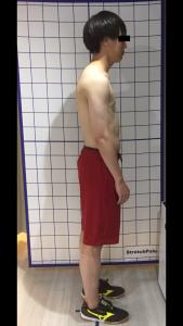 モニター ダイエット モニター募集 ジム 肉体改造 ビフォー パーソナルトレーニング